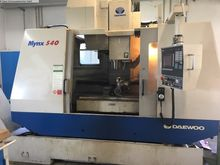 2001 Machining centre DAEWOO My