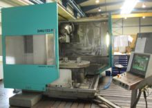 1998 Machining centre DECKEL DM