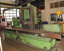 1983 Bed Type Milling Machine -