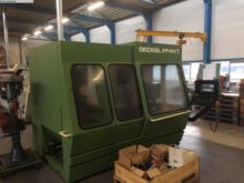 Used milling machini