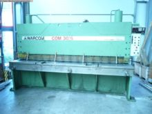 1986 Plate Shear - Hydraulic WA