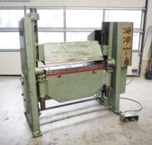 1979 Folding Machine HERA USM 1