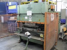 Used 1984 Hydr. pres