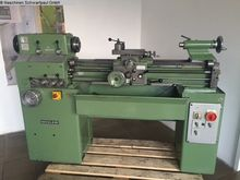 1987 Center Lathe WEILER Prakti
