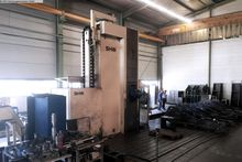 2000 Travelling column milling