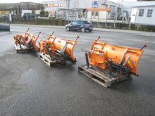Brøyteskjær Deleks 170cm - 250c