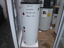 Varmeveksler 120 Liter