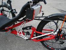 WeeCar ELly - 3hjul