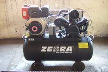 Diesel kompresor  10 HK 900 lit