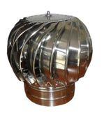 Syrefast ventilator til pipe