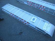 Rampe alu 3700 kg kapasitet