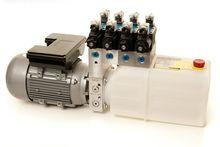 Pumpe 220 volt 4 funksjoner 30A