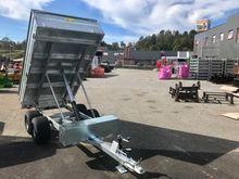 Used Henger 2000 kg
