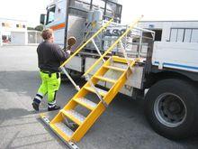 Trapp folde 26 kg til lasteplan