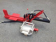 Vedkløyver 2i1 traktor WX310
