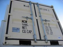 Containere Ny 6 fot Container