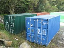 Containere Ny 20 fot Container