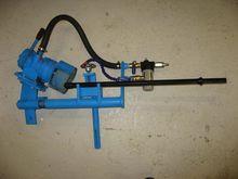 Slipemaskin 1 Blå DS-125