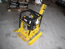 Vibroplate MSH160 - 170 kg Masa