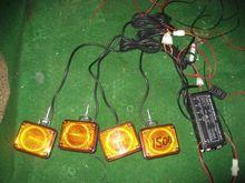 LED lys 4x Blitz