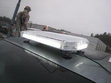 LED lys Hvit LED LYS MED MAGNET