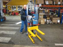 Used Palletralle 400