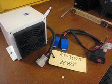 HY 300D Elektrisk varmeapparat