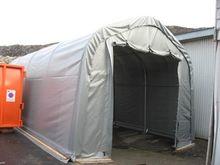 Telt - Hall  B5.0 x L10 x H4.2