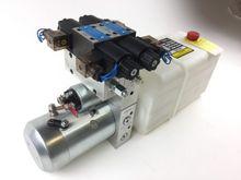24V hydr.aggregat - 4 funksjon