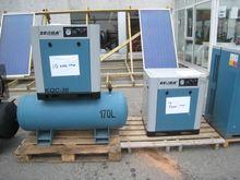 Kompressor KQC-36 220V-400V 3 f