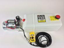 12V Dobbeltvirkende hydraulikka