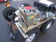 4x4 komplett med motorer tres i