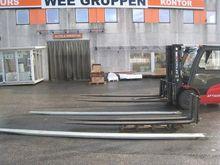 3 meter Gaffel sett til trucker