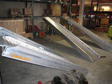Rampe alu 8 tonn 4 meter M185/4