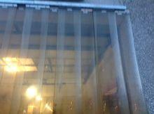 Strimleport - Holder varmen inn