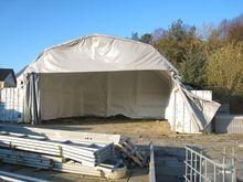Telt - Hall Hangar - verksted m