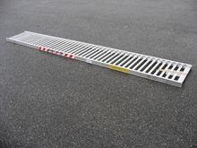 Alu rampe 4 meter M070/P40