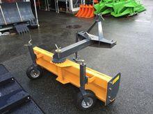 Brøyteskjær til traktor DELEKS