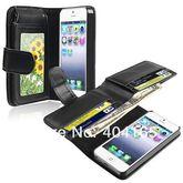 iPhone 5 deksel svart med ekstr