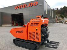 Dumper 500 kg Nyttelast hydraul