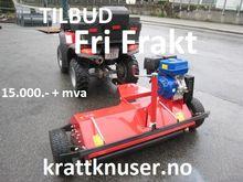 Beitepusser AT120 med standard