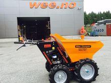 Dumper 300 kg nyttelast 4x4 Pro