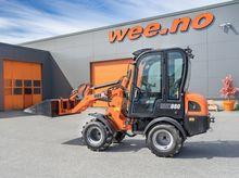 Hjullaster RWX080 Løfter 800 kg