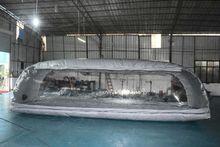 PVC boblehall 5.5 meter forster