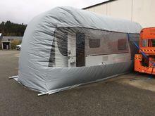 Pvc caravan - campingbil 8.0x2.