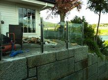 Laminert Glass, 1250x1300 mm, 8