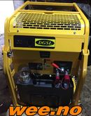 Hydraulisk aggregat Diesel CP15