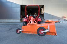 Brøyteskjær med hjul 2m T-SP2.0