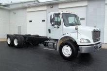 Used Freightliner BUSINESS CLASS M2 112 Cab Chassis truck for sale