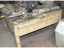 """60"""" x 60"""" Acorn Steel Welding T"""